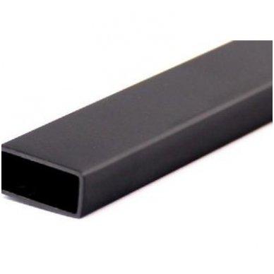 Dušo sienelė LIMA Black Series Frame Plius 6