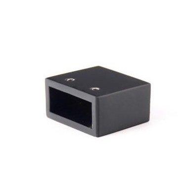 Dušo sienelė LIMA Black Series Frame Plius 5