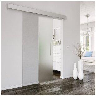 Stiklinės stumdomos durys